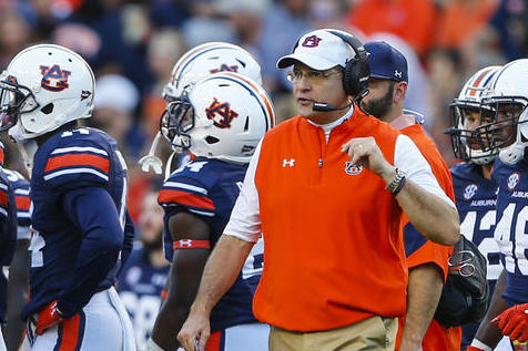 Defense steps up for No. 3 Clemson vs. No. 13 Auburn