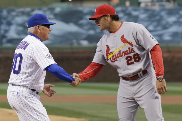 cardinals vs cubs game live vegas odds and scores