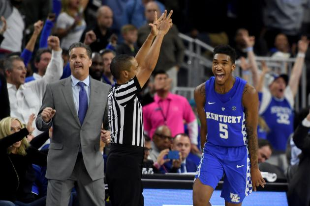 Young Kentucky Will Be Tested in Hostile Environment vs. Archrival Louisville