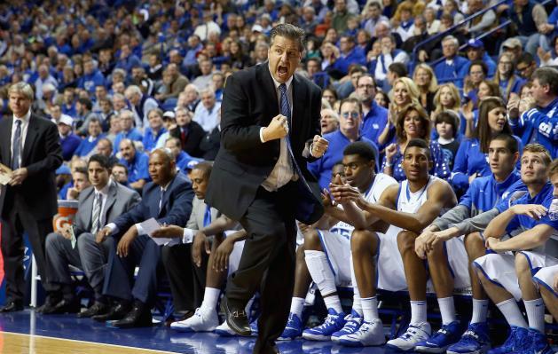 How To Watch Kentucky Wildcats Basketball Vs Lsu Tigers: College Basketball Kentucky Wildcats Vs LSU Tigers Start