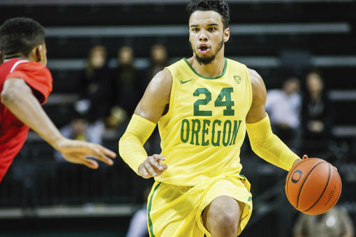 Tyler Dorsey gaining steam as Oregon's Mr. March