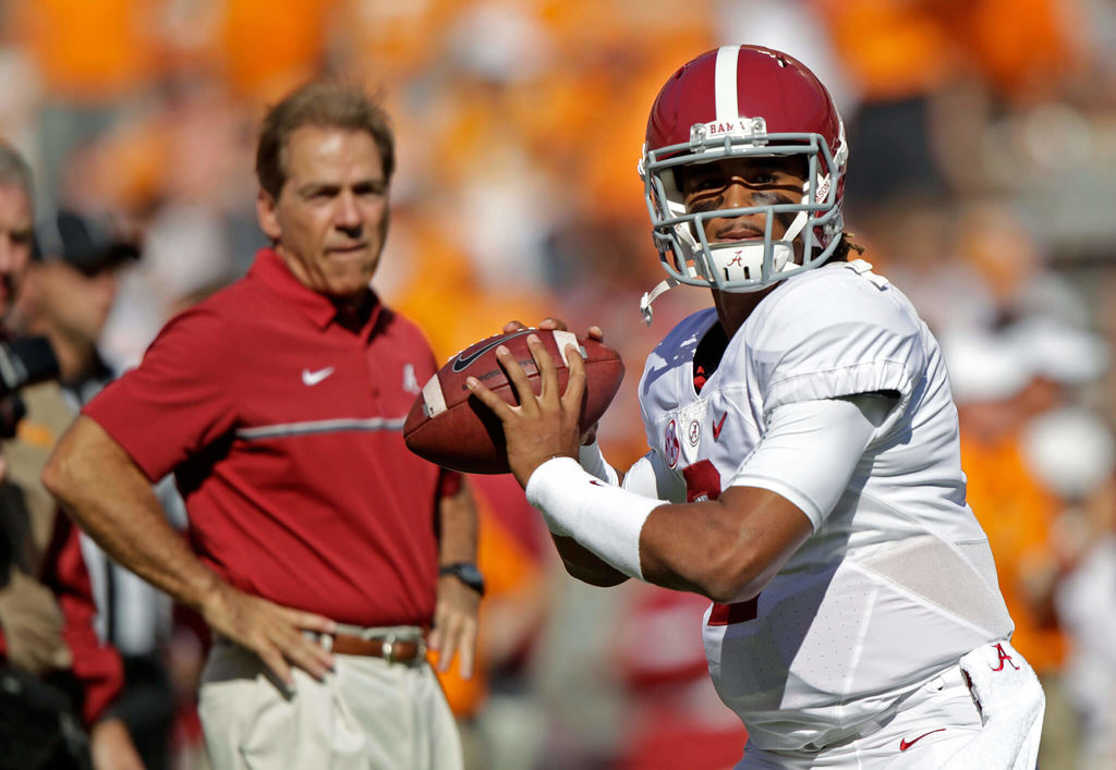 No. 1 Alabama sees different challenge in another FSU