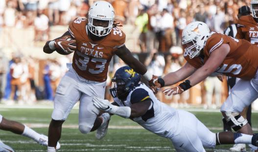 Charlie Strong: I don't believe Texas has chose to fire me