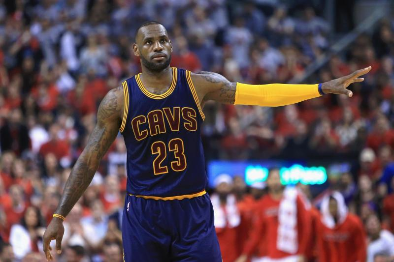 LeBron tops National Basketball Association  jersey sales in Philippines