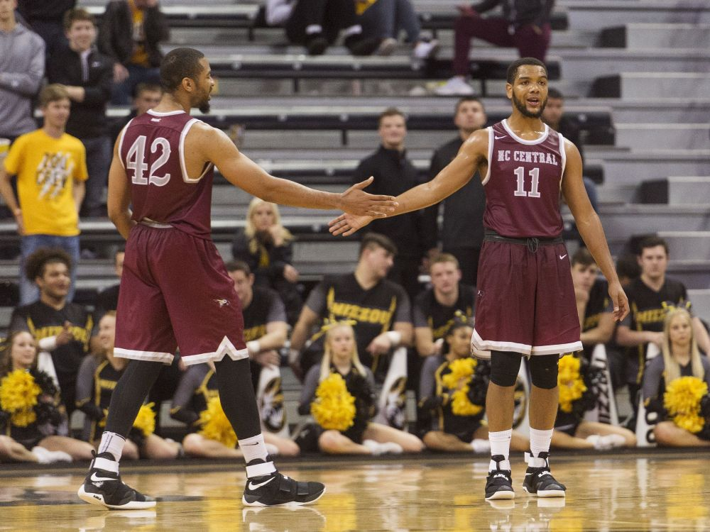 NC Central to face UC Davis in NCAA tournament play-in game