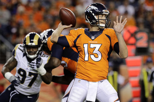 Siemian shows that Broncos have all they need in 29-17 win