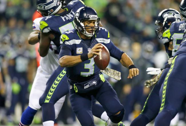 Former Eagles coach Andy Reid wanted Russell Wilson in 2012
