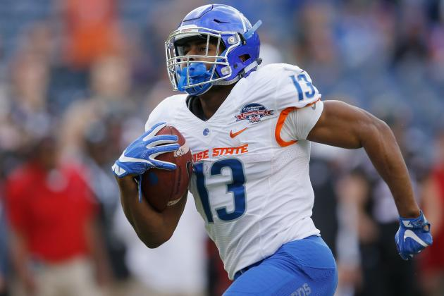 Rypien helps No. 14 Boise State hold off BYU, 28-27