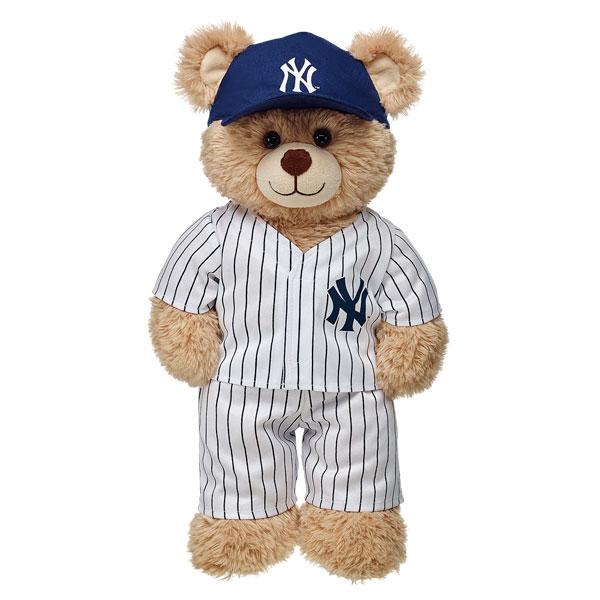 Yankees Build A Bear