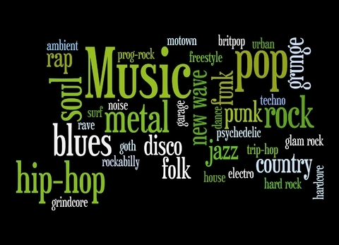 favorite music genre Music genre and gender summarily, our data was concluded to be significant based on the test we conducted, allowing for us to reject the null hypothesis and and proving our alternative -- that there is a relationship between a person's gender and their favorite music genre.