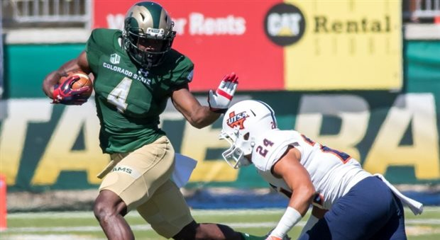 CSU players suspended, will sit first half at New Mexico Bowl