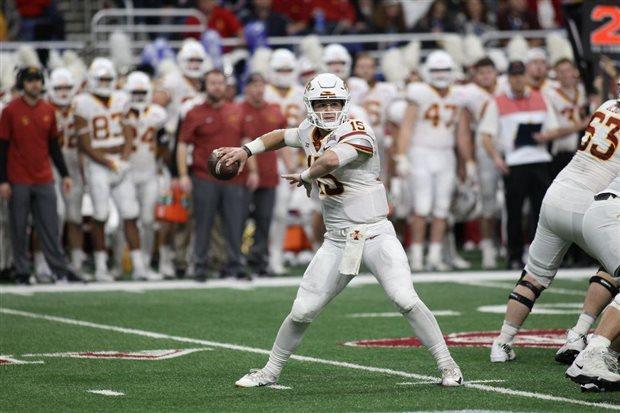 2019 Iowa State Cyclones Football Schedule - News ...