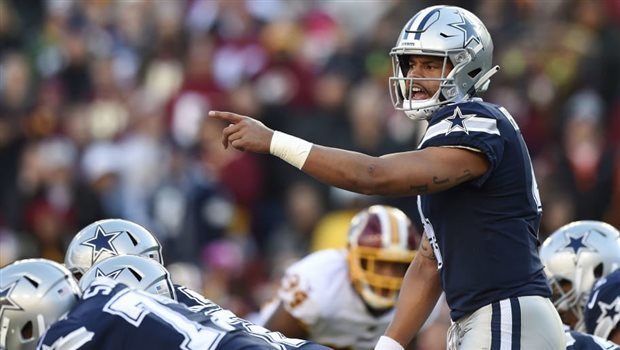 Dallas Cowboys vs. Washington Redskins score