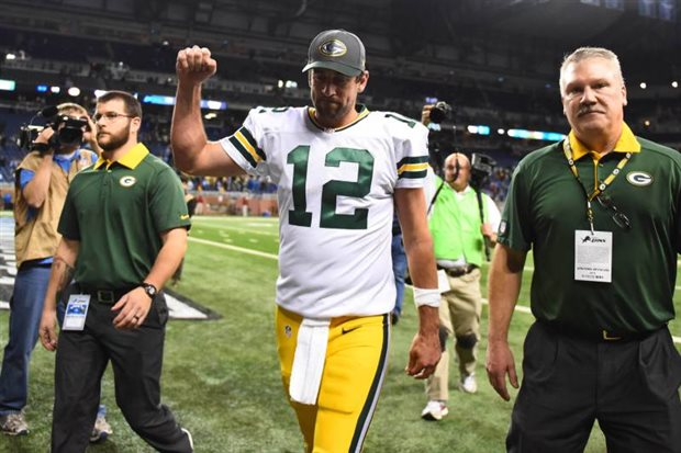 Minnesota Vikings at Green Bay Packers NFL Football Betting Odds