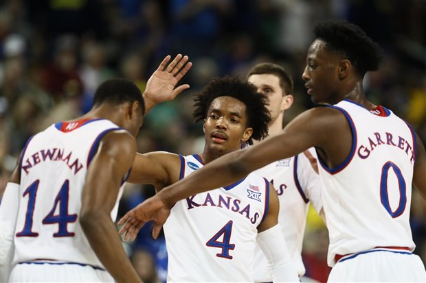 Kansas Jayhawks vs Clemson Tigers NCAA Tournament Betting Odds
