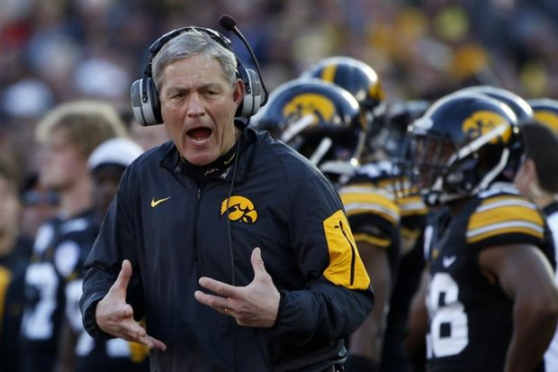 Iowa Loses To Northwestern After Devastating Dropped Pass