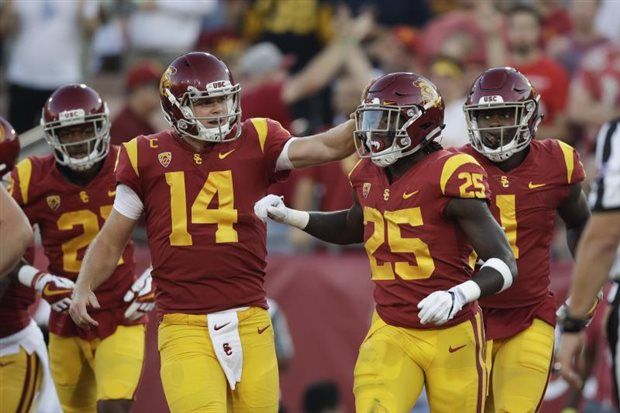 USC sits 10th in latest rankings