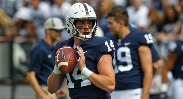College Football Penn State Nittany Lions at Maryland Terrapins Betting Odds