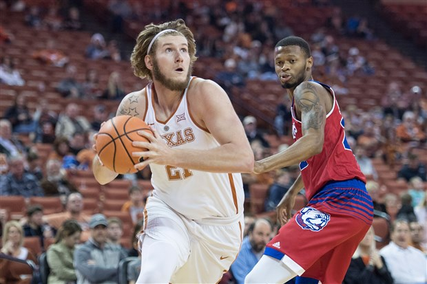 Longhorns led by 14 in NCAA tourney loss vs. Nevada