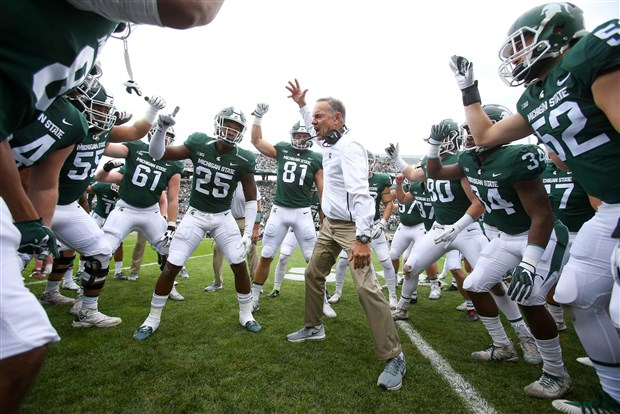 No. 18 Michigan St. brings tough defense to opener vs
